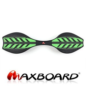 Maxboard double green black