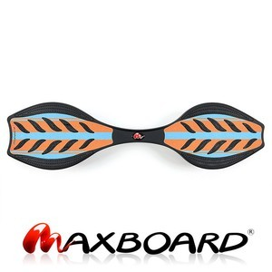 Maxboard double orange blue