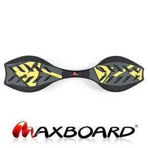 Maxboard grey caution